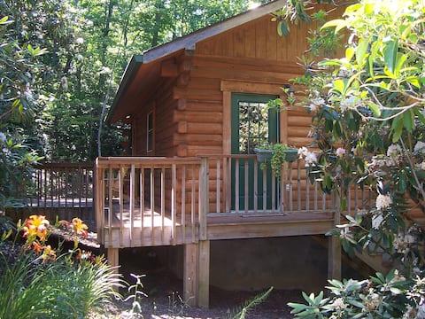 High Rock Log Cabin
