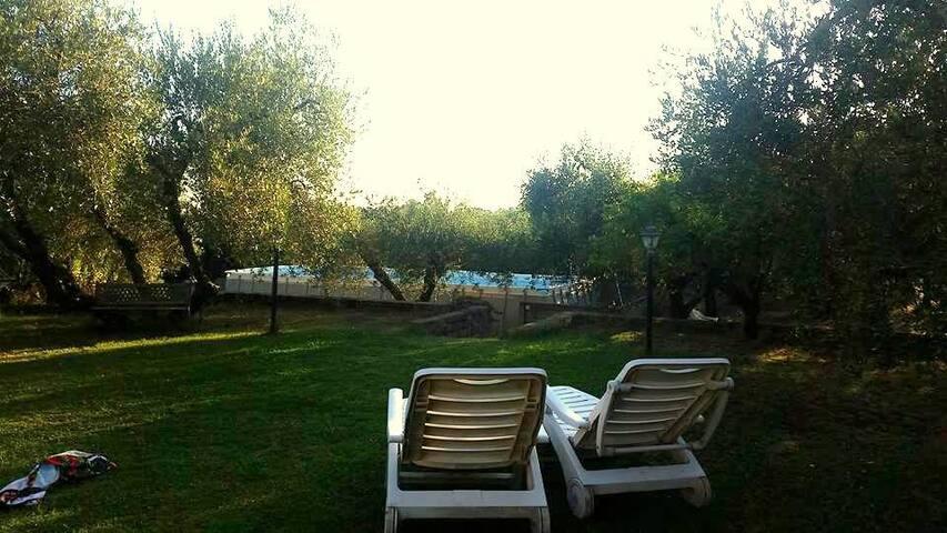 Relax nella campagna romana