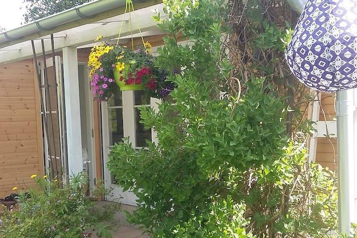 Mormor-sommerhus, 5 minutter fra Liseleje centrum