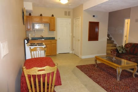 PrivateMother-In-Law Apartment - Kansas City - Apartment