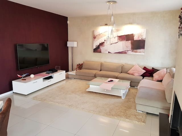 Spacious luxury house located in nice new district