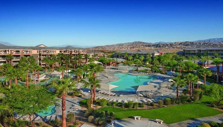 Two Bedroom Desert Oasis Resort