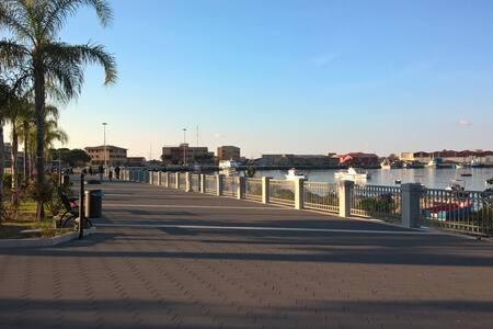 appartamento attico vista mare a Vibo Marina - Vibo Marina - Apartamento