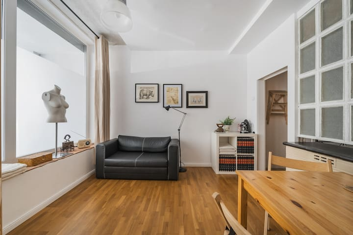 All-in-One Loft GrOund Floor in goOd district