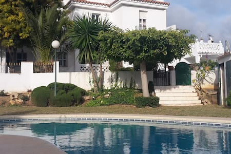 House between Mijas and Fuengirola - Mijas