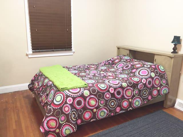 Private room in a beautiful house - Cincinnati - Casa