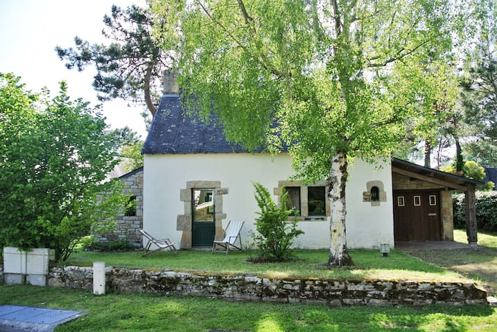 Ty Billy,  cozy house,  1 km from the beach