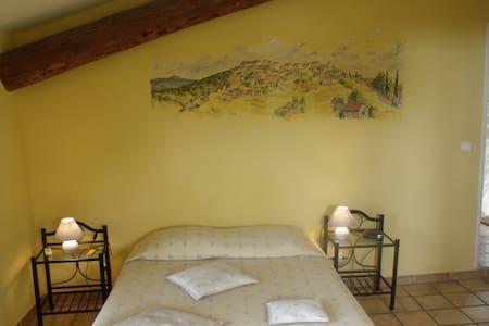 La chambre et sa décoration personnalisée