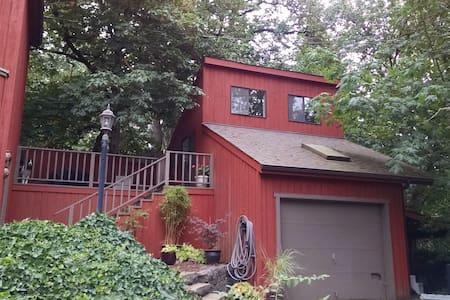 TreeTop  Studio - Brownsville - Guesthouse