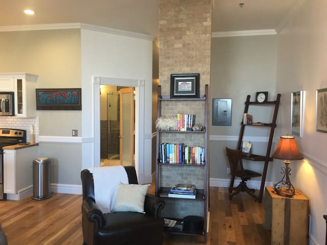 Cozy Downtown Winona Mn Oasis One Bedroom Loft
