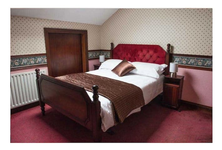 Creeve House Country Guest Inn Bedroom 8