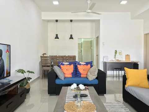 Dreamstory#1 WIFI/5 Mins town/4 bedrooms/12persons