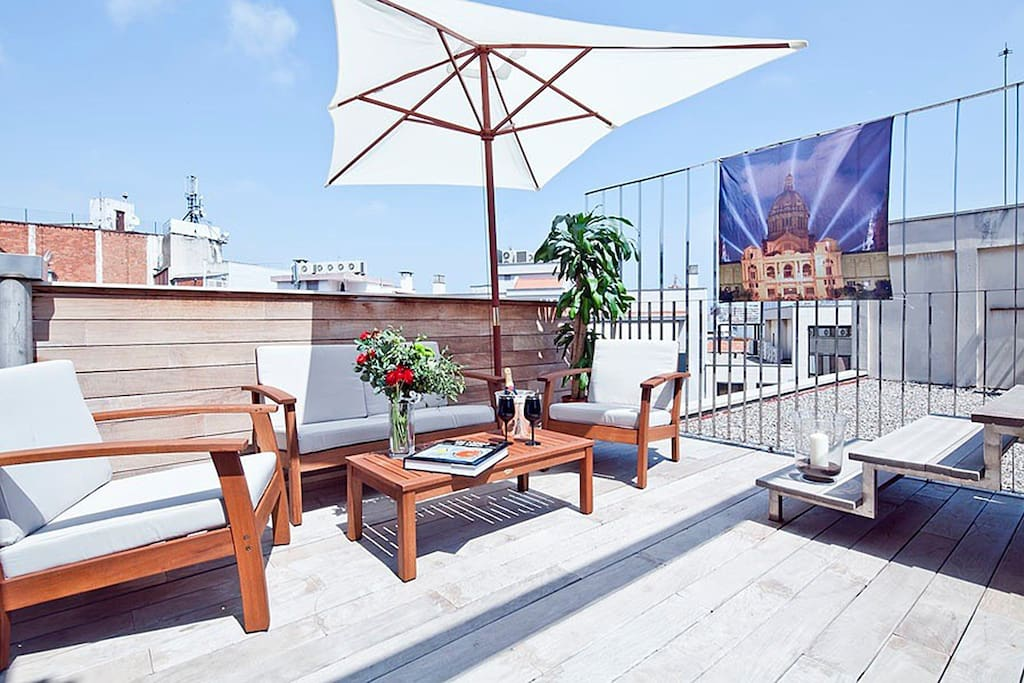 Apartment Barcelona In The Center With Pool Apartments