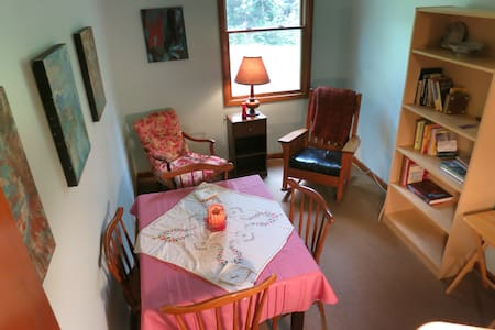 Nature Lover's Apartment for Writing and Retreats - Ashland City - Étage entier