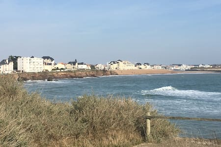 Entre plages et marais