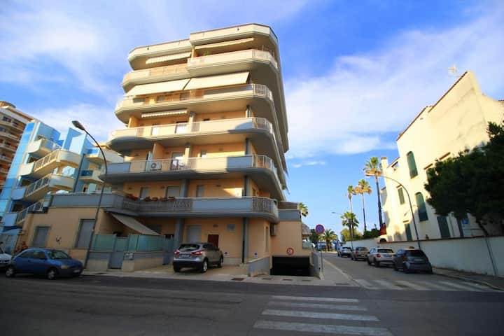 Appartamento Fronte Mare con posto Auto (D0)