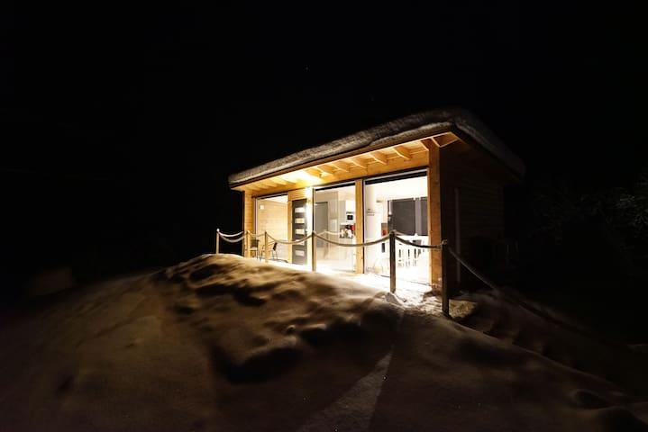 Riverside Cabin Halla