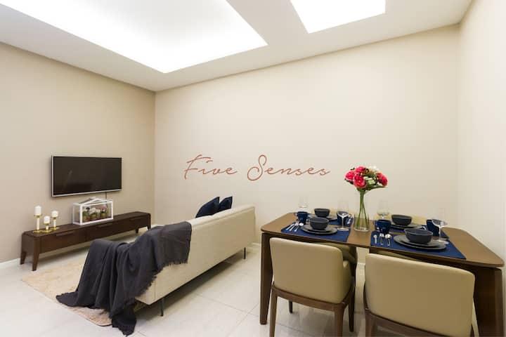 5 Star Dorsett Residence and Hotel, Kuala Lumpur ★