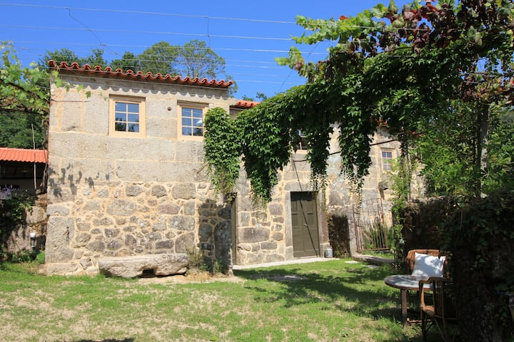 Casa de Vilar de Rei - Nature, Rural and History