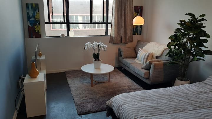 Lux Bachelor Apartment in Maboneng