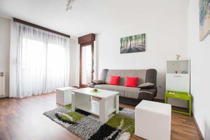 Apartment Maksimirski S.A.T.