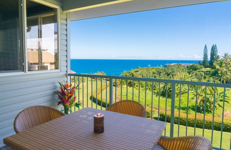 Great value for ocean views and numerous amenities