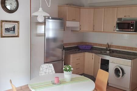 apartamento B PLAYA DE VEGA