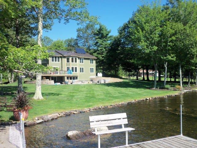 Woodbury Pond Respite