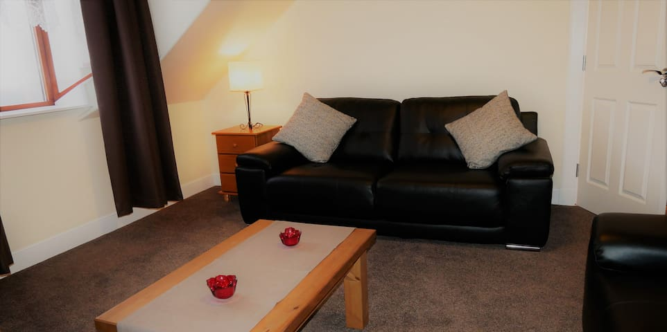 3 Bedroom Apartment. Central Lerwick.