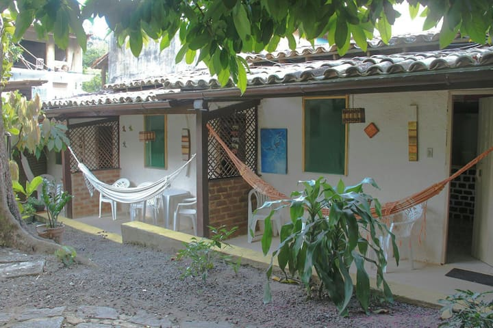 Praias de Itacaré Suítes Apt 3 Ventilador Frigobar