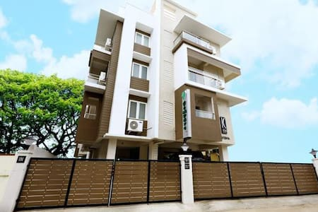 luxurious fully furnished apartment - Nungambakkam - Lakás