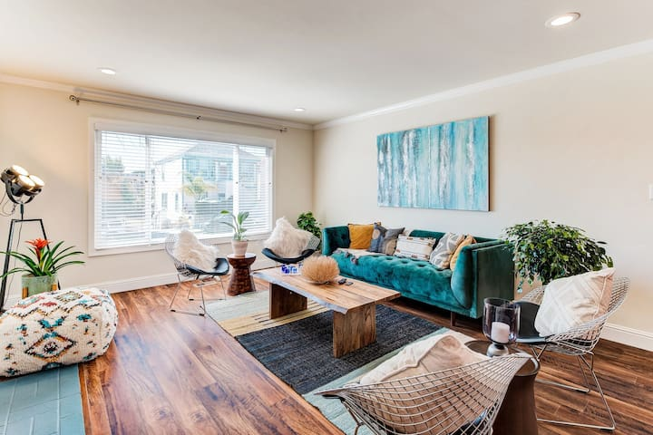 COMFY ❤️ECLECTIC ❤️COLORFUL ❤️EYE CANDY ❤️NEAR SFO