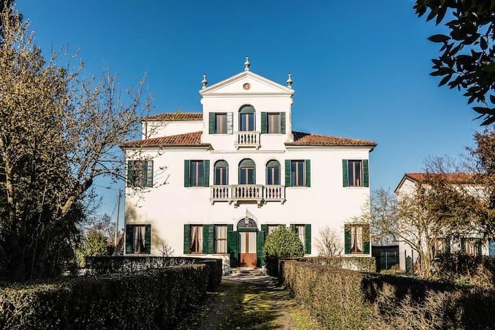 Magica esperienza in Villa Veneta