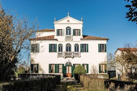 Magica esperienza in Villa Veneta - Villa