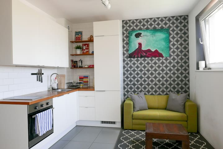 Chill-out Studio Apartment