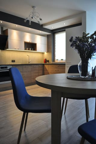 Apartament Cysters