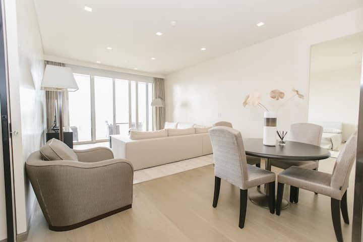 Luxury 1 bedroom apartment in Macka residences