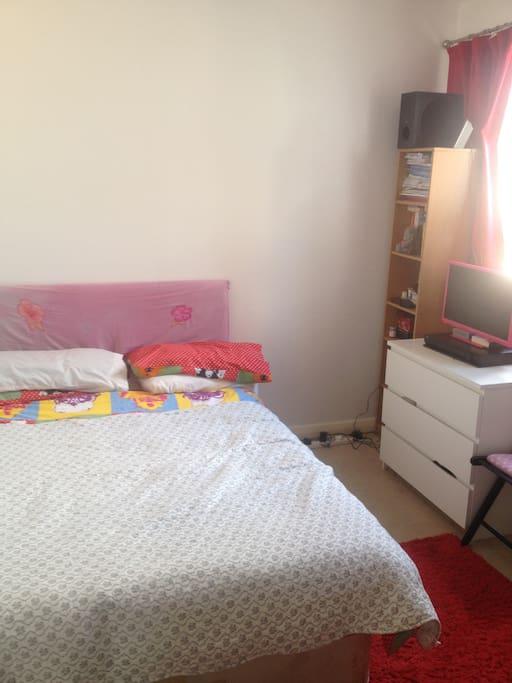 Bed Room 2-Bed & More Storage