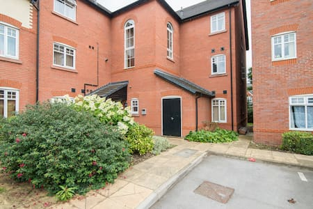 Family Friendly Nantwich Apartment - Nantwich