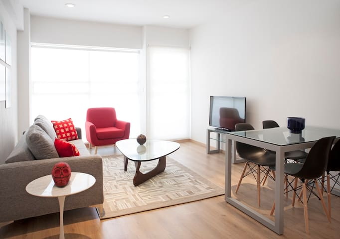 OFFER New apartment in Polanco with reduced price - Ciudad de México - Lakás