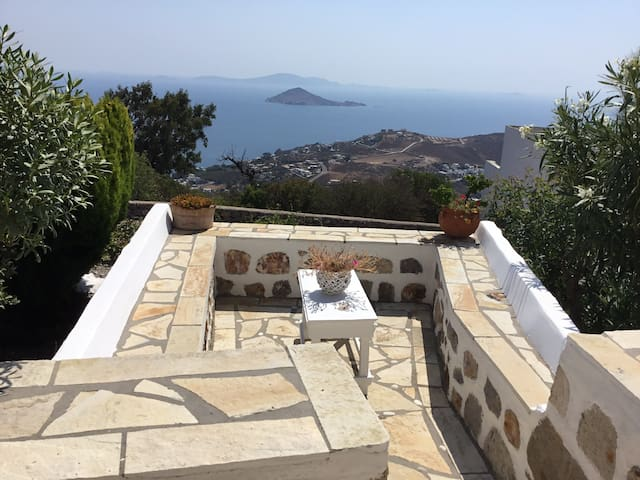Studio View 1 in Chora Patmos