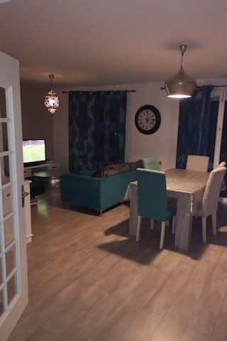 Bel Appartement 71 m2 proche Groupama stadium
