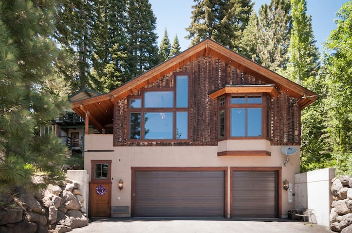 Beautiful Squaw Valley Home - Olympic Valley - Casa