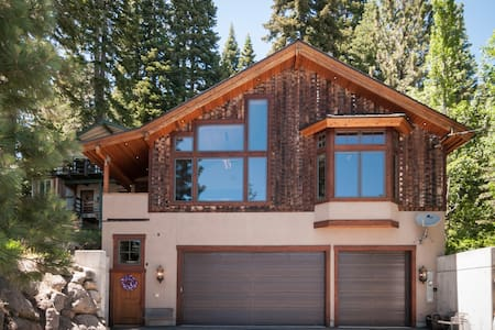 Beautiful Squaw Valley Home