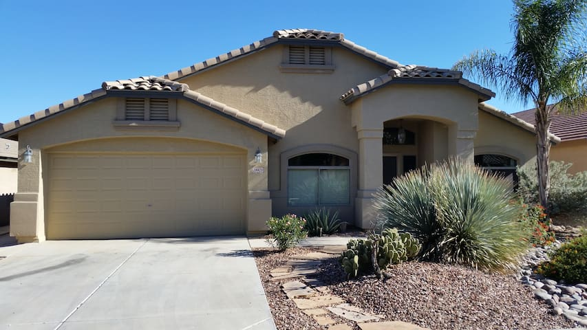 Full furnished home - San Tan Valley