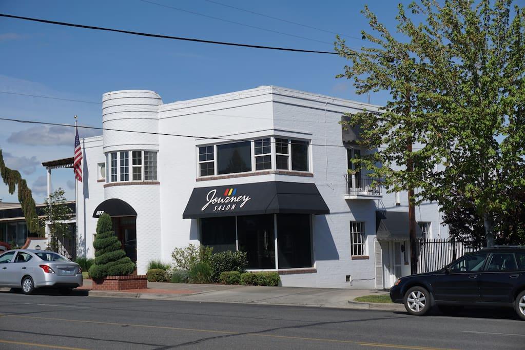 Downtown Yakima Restaurants