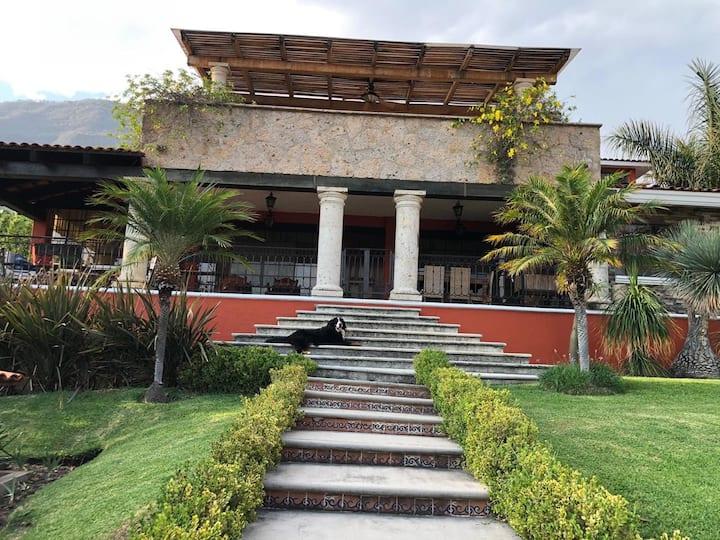 Villa Cao, Lago de Chapala (Racquet Club San Juan)