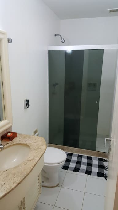 Banheiro Apto