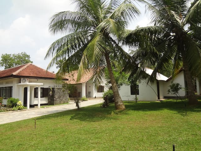 Thamaya Heritance Tangalle, (Villa with Free B/F)