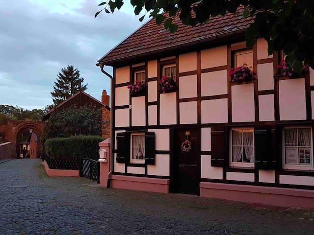 """Ferienhaus """"Wendepunkt"""" im Zentrum der Stadt"""